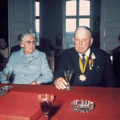 Berlaar, Huwelijksjubileum Van den Broeck-Mees, 1970