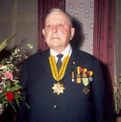 Berlaar, Jubilaris Eduard Van den Broeck, 1970