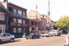 Berlaar, Afbraak en opbouw huis Edward Schroyens, 1996